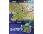 NavCity TURKIYE CD - routable map of Turkey for Garmin